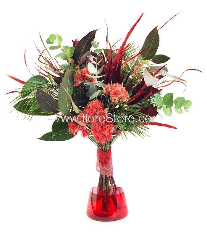 flores de navidad