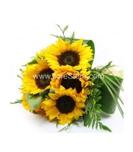 flores cumpleaños girasoles